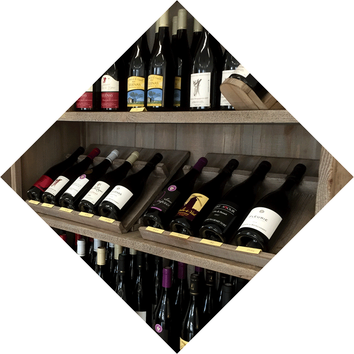 Sélection de vins de producteurs de Jullié à tarif « départ de caves »