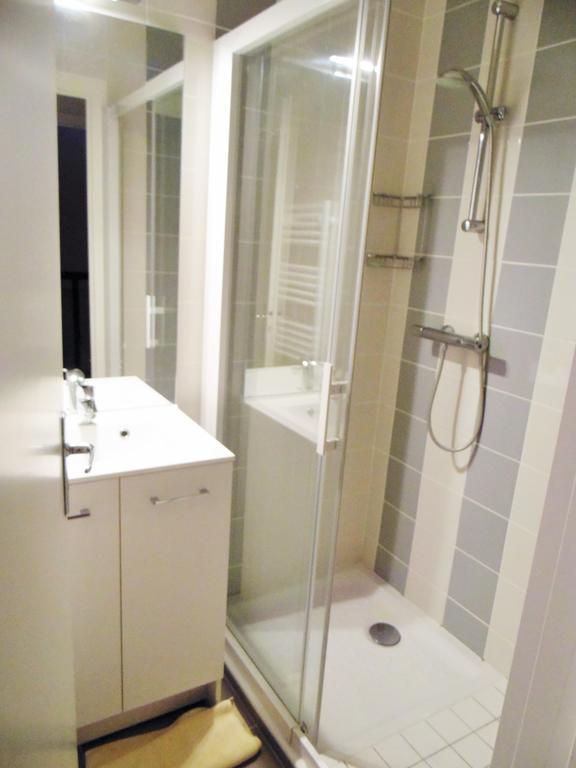 Appartement n°5 - la salle d'eau