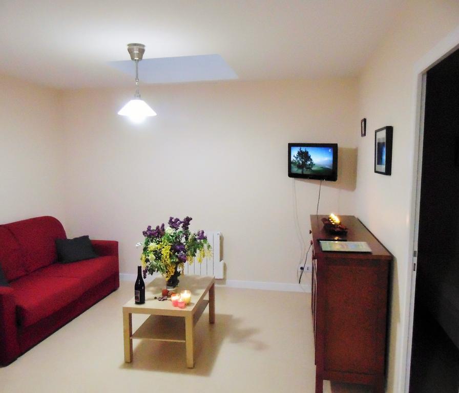 Appartement n°5 - le salon