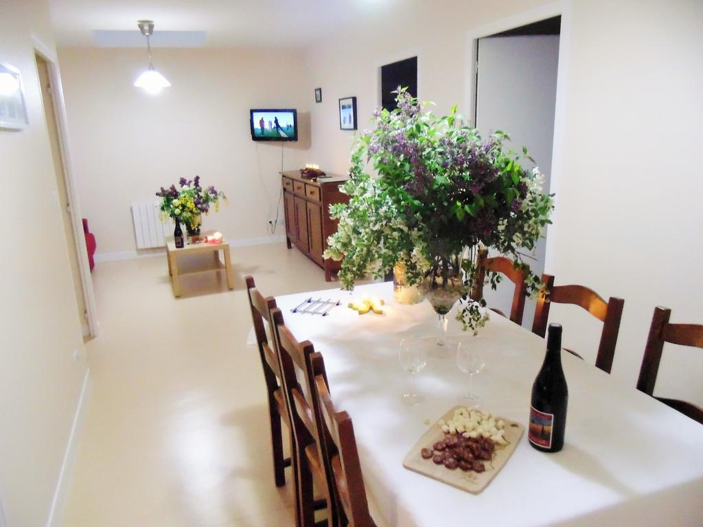 Appartement n°5 - espace salle à manger