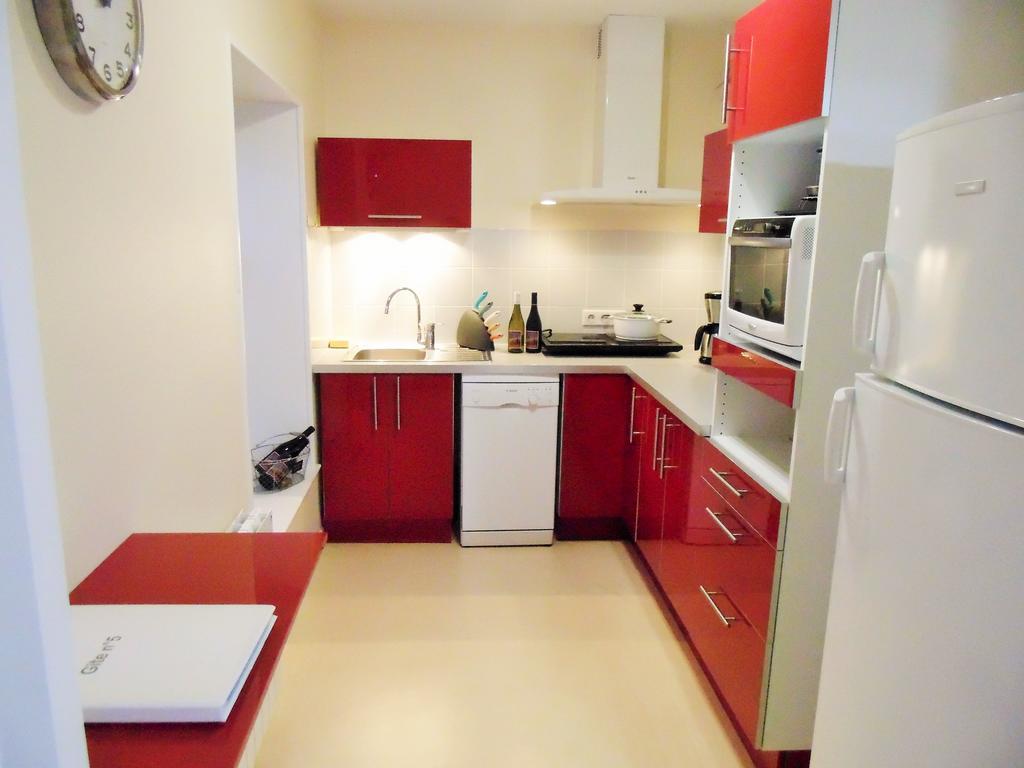 Appartement n°5 - La cuisine