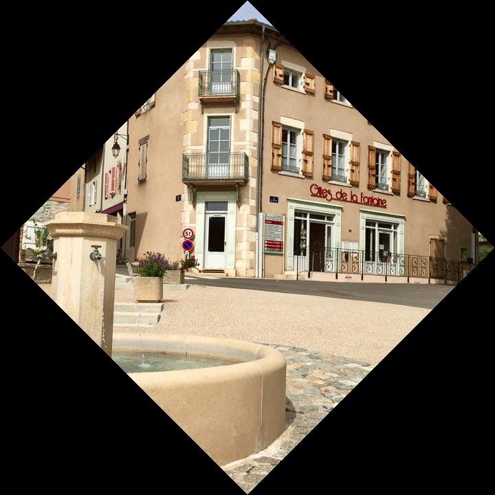 La Fontaine - Arts & Vins