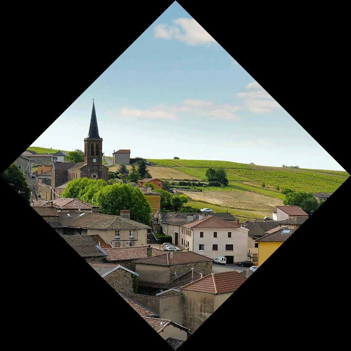 Village de Jullié