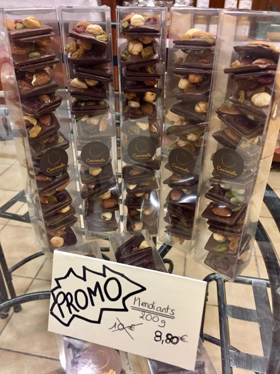 Promo chocolat
