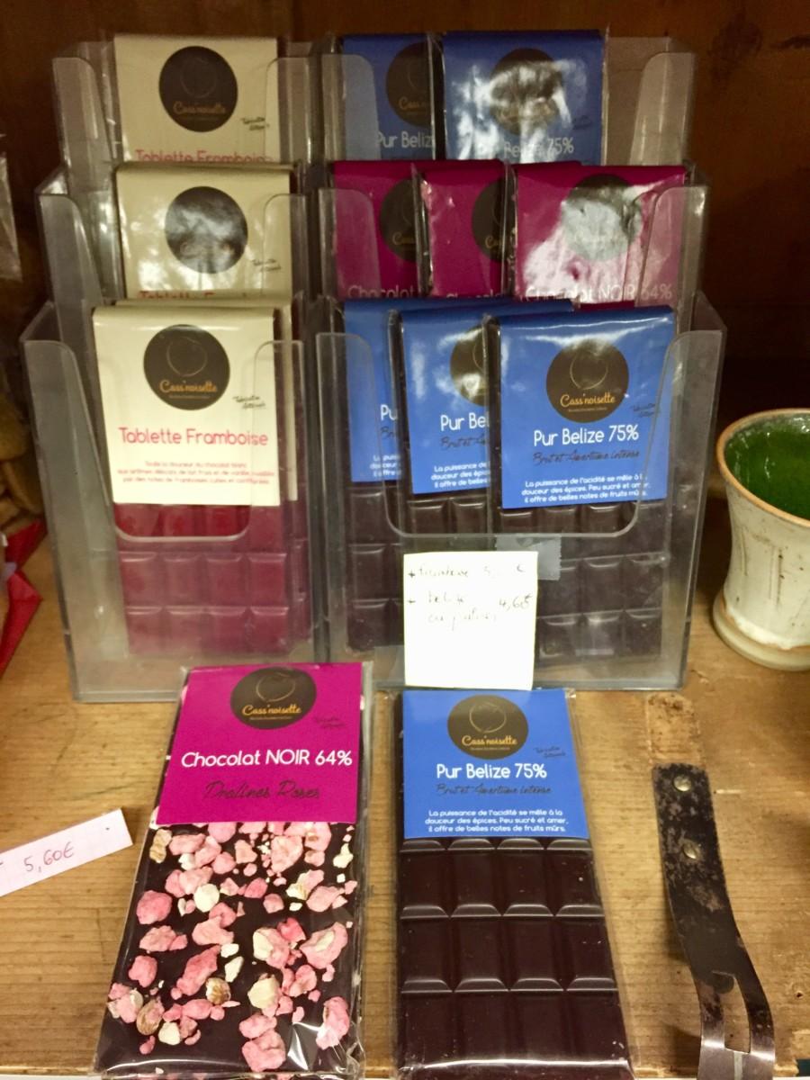 Chocolat Cass Noisette