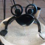 Grenouille pot
