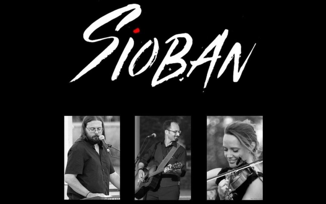 Dimanche 25 juillet 17h30 : concert Sioban